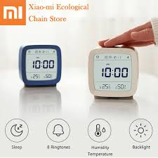 <b>Xiaomi Cleargrass Bluetooth Alarm</b> Clock Temperature Humidity ...