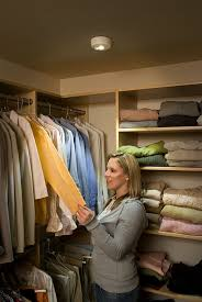 single small ceiling lighting attached on ceiling best lighting for closets