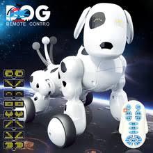 Умный робот RC <b>игрушка для собак</b> Умные Электронные ...