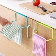 Kitchen Stuff Towel Rack Drainer Hanging Holder Storage ...