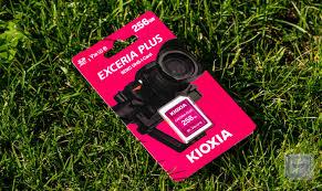 Обзор <b>карты памяти</b> KIOXIA Exceria Plus <b>256GB</b> (SD, V30, <b>256</b> ГБ ...