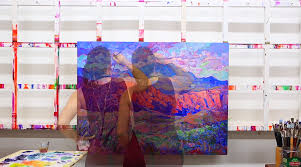 blog how to commission a painting example introducing open impressionism vol ii