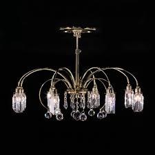 <b>Потолочная люстра Citilux Калипсо</b> Золото CL211182 - купить ...