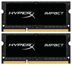 Оперативная <b>память</b> 8 ГБ 2 шт. <b>HyperX HX318LS11IBK2</b>/<b>16</b> ...