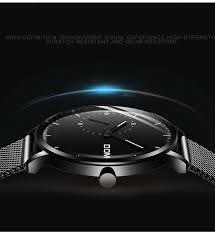 DOM <b>Watches Men</b> Luxury <b>Business Man</b> Watch Waterproof Unique ...