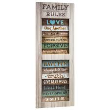 <b>Family Quotes Wall</b> Decor | Wayfair