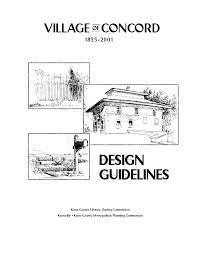 Village of Concord