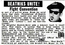Image result for wiki images Beatniks