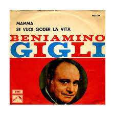 Αποτέλεσμα εικόνας για Beniamino Gigli