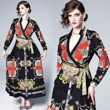 <b>Banulin New</b> 2018 High <b>Fashion Designer</b> Runway Dress Women's ...