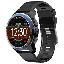 Kospet Optimus Pro Black Smart Watch Phone Sale, Price & Reviews