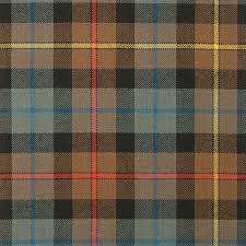 <b>Gow</b> Hunting Weathered Scottish Tartan Heavy Weight