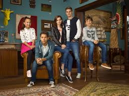 nickalive nickelodeon s brand new comedy adventure series after spending his first night in his new home max along new siblings tess anika sal and daniel wake up to their foster parents erik and kate