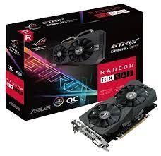 <b>Видеокарта ASUS Radeon RX</b> 560 1326MHz PCI-E 3.0 4096MB ...