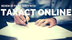 taxact review easy way to file taxes online taxact review easy way to file taxes online