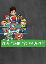 how to make a paw patrol digital invitation includes below is a more detail description on how to use picmonkey to make your digital invitation