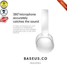 <b>BASEUS D02 ENCOK</b> WIRELESS BLUETOOTH HEADPHONE ...