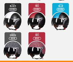 <b>GXT motorcycle helmet</b>, autumn and winter <b>male</b> women's half style ...