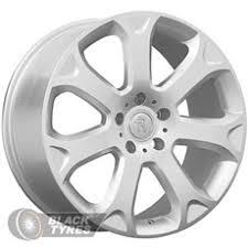 <b>Диски колесные</b> с диаметром обода <b>19 дюймов</b> алюминиевые