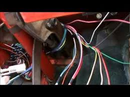 how to install a wiring harness in a to chevy truck part how to install a wiring harness in a 1967 to 1972 chevy truck part 1