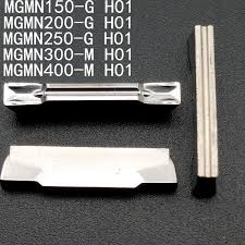 <b>10pcs</b> aluminum carbide insert MGMN150 MGMN200 MGMN250-G ...