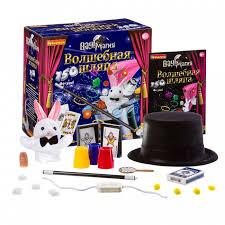 Bondibon Игровой <b>набор</b> Вау Магия <b>Волшебная шляпа</b> 150 ...