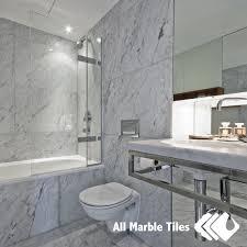 marble master bathroom design ideas bianco carrara
