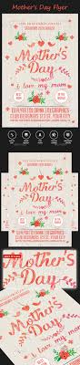 best ideas about poster template mother s day flyer template