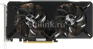 Купить <b>Видеокарта PALIT</b> nVidia <b>GeForce GTX</b> 1660SUPER , PA ...