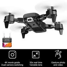 Everso KK6 4k UAV <b>dual camera aerial</b> photography <b>folding</b> fixed ...