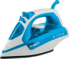 <b>Утюг Scarlett SC-SI30P17</b>, голубой — купить в интернет-магазине ...