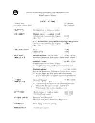 sample teacher resume like the bold name with line write resume     resume samples teachers job resume samples substitute teacher resume example sample teachers resume