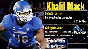 nfl draft profile khalil mack strengths and weaknesses 2014 nfl draft profile khalil mack strengths and weaknesses projection