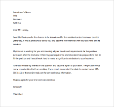 Sample Thank You Letter After Phone Interview - 12+ Free Documents ... Thank You Letter after Phone Interview Project Manager