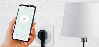 <b>Wi-Fi Smart Plug</b> | <b>EU</b> Schuko Type F/E | 10A or 2200W - QN-WP04 ...