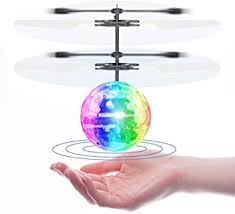 Toys & Games Toy Parachute Figures <b>LEEHUR</b> Mini Drones Flying ...