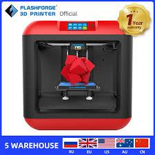 <b>Flashforge Finder</b> 2.0 3D Printer Auto Leveling Removable platform ...