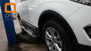 <b>Пороги</b> Can Otomotiv для Chery для Tiggo 5 (Т21) 2013-: купить в ...