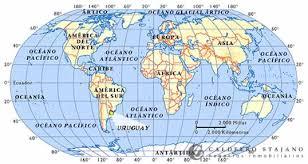 Resultado de imagen de mapamundi grande