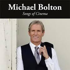 <b>Michael Bolton Songs</b> of Cinema LP