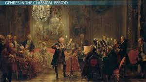 classical music forms symphonic sonata theme and variation instrumental music in the classical era