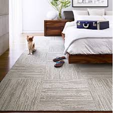 flor lacebark carpet tiles i like the patchwork detail yet soothing neutrals especially for carpet tiles home