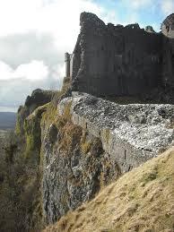 lady fancifull carreg cennan castle wiki commons