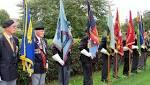Veterans mark anniversary of Operation Market Garden at the National Memorial Arboretum