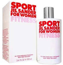 <b>Jil Sander Sport For</b> Women Fitness Body Spray 100ml: Amazon.co ...