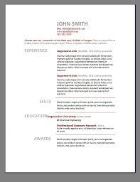 resume examples word format breakupus scenic best practices resume examples word format simple modern resume sample for job hunter shopgrat new resume examples