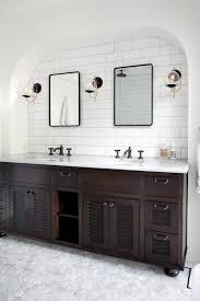 dual vanity bathroom:  double vanity bathrooms jeff troyer associates whitley heights residence vanityjpgrendhgtvcom