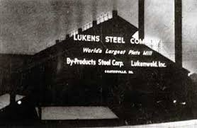 Image result for LUkens Steel