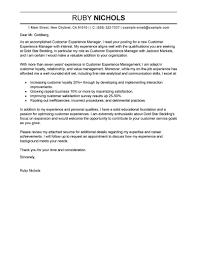 doc cover letter senior customer service manager customer service account manager cover letter