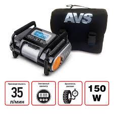 <b>A80825S</b> - купить <b>Компрессор</b> автомобильный <b>AVS KE350EL</b> 35л ...